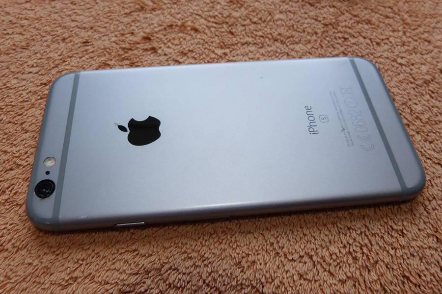 apple iphone 6s 16gb grau silber 4 7 zoll sehr gut komplett ios lte gps. Black Bedroom Furniture Sets. Home Design Ideas