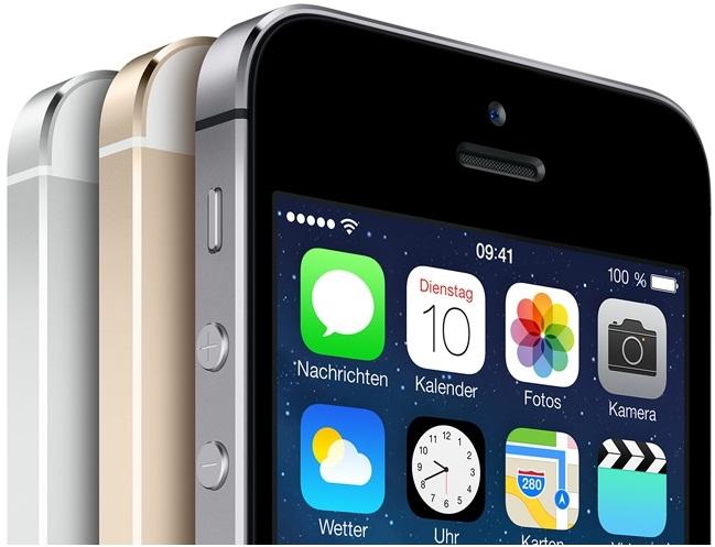apple iphone 5s gold 16gb defekt geht nicht an ursache. Black Bedroom Furniture Sets. Home Design Ideas